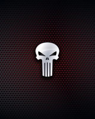The Punisher, Marvel Comics - Obrázkek zdarma pro Nokia X2