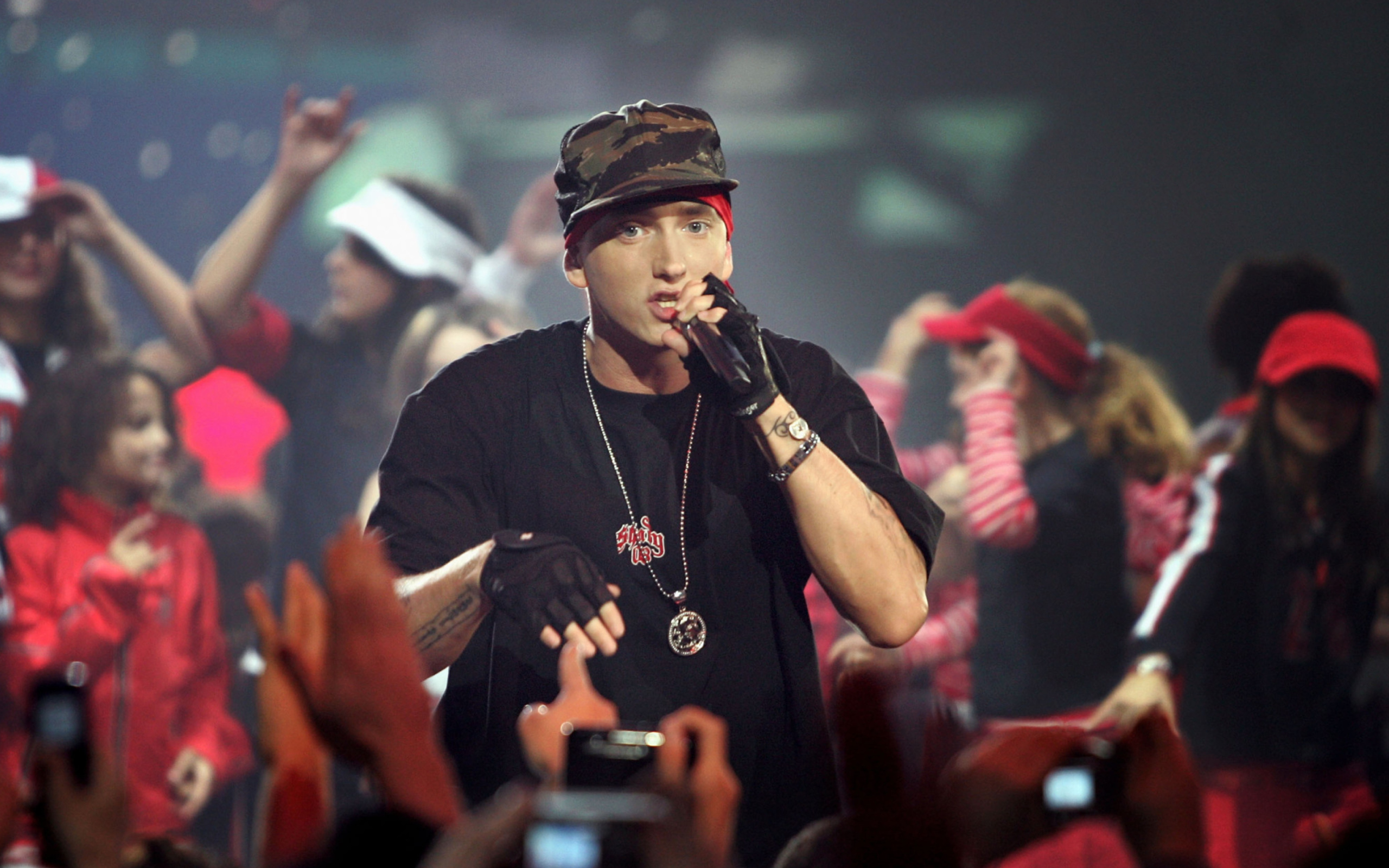 Hiphop white wash The impact of Eminem on rap music and