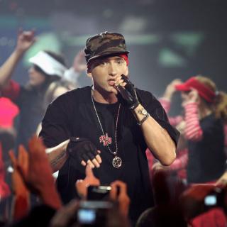 EMA - Eminem - Obrázkek zdarma pro iPad Air
