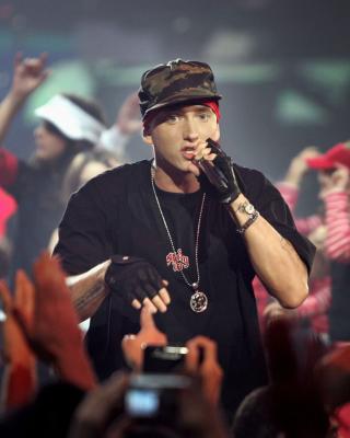 EMA - Eminem - Obrázkek zdarma pro 480x854