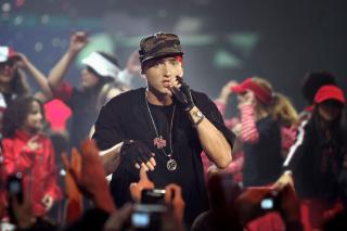 EMA - Eminem - Obrázkek zdarma pro Samsung Galaxy Note 4