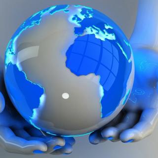 Globe - Obrázkek zdarma pro 208x208