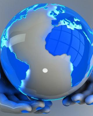Globe - Obrázkek zdarma pro Nokia C3-01