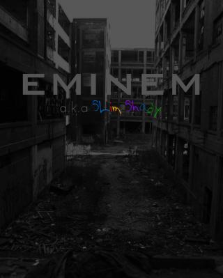 Eminem - Slim Shady - Obrázkek zdarma pro iPhone 5