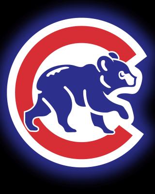 Chicago Cubs Baseball Team - Obrázkek zdarma pro Nokia X1-01