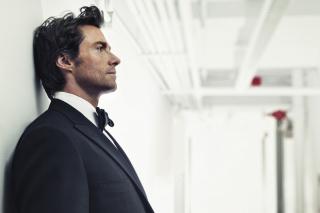 Hugh Jackman As James Bond - Obrázkek zdarma pro Android 1080x960