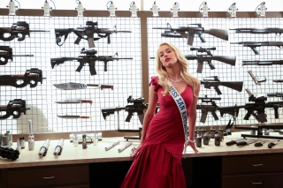 Free Machete Kills with Amber Heard Picture for Android, iPhone and iPad