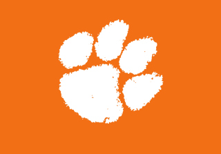 Clemson Tigers Background for Android, iPhone and iPad