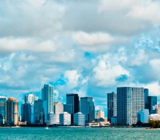 Miami USA - Obrázkek zdarma pro 208x208