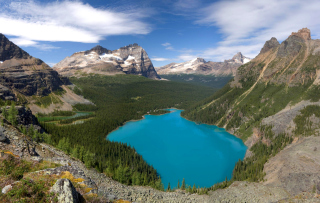 Canada Landscape Picture for Android, iPhone and iPad