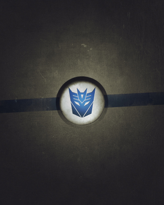 Transformers Logo - Obrázkek zdarma pro Nokia Asha 303