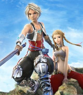 Vaan and Penelo - Final Fantasy XII - Obrázkek zdarma pro 240x432