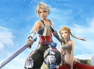 Vaan and Penelo - Final Fantasy XII - Obrázkek zdarma pro 1366x768