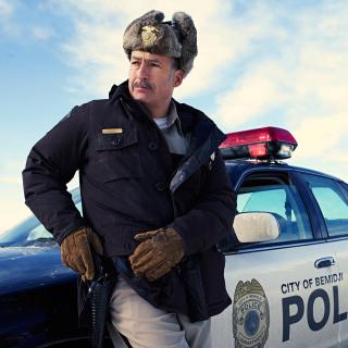 Bob Odenkirk in Fargo - Obrázkek zdarma pro iPad 2
