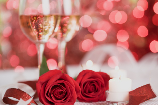 First romantic date Wallpaper for Android, iPhone and iPad