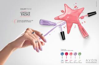 Avon Advertising - Obrázkek zdarma pro Nokia Asha 201