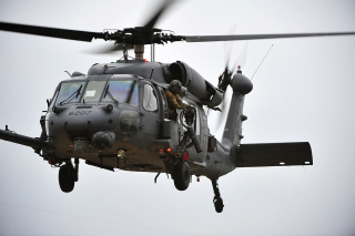 Sikorsky HH-60 Pave Hawk Wallpaper for Android, iPhone and iPad