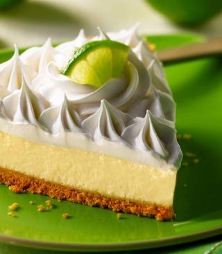 Lime Cheesecake - Obrázkek zdarma pro 480x854
