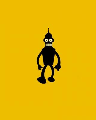 Bender Futurama - Obrázkek zdarma pro 1080x1920