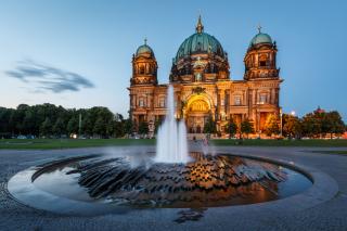 Kostenloses Berliner Dom Wallpaper für Android, iPhone und iPad