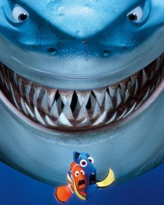 Finding Nemo - Obrázkek zdarma pro Nokia X2