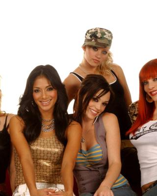 The Pussycat Dolls - Obrázkek zdarma pro 768x1280