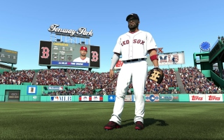 Baseball Red Sox - Obrázkek zdarma pro HTC One X