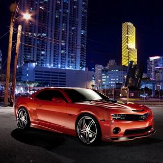 Chevrolet Camaro - Obrázkek zdarma pro 2048x2048