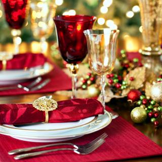 Christmas Dinner Idea - Obrázkek zdarma pro 1024x1024