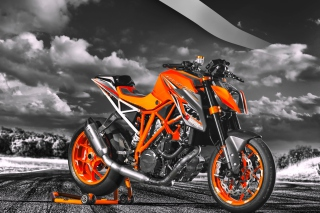 Free KTM 1290 Super Duke Picture for Android, iPhone and iPad
