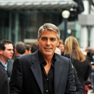 George Timothy Clooney - Obrázkek zdarma pro iPad mini