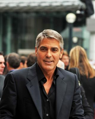 George Timothy Clooney - Obrázkek zdarma pro Nokia Asha 311