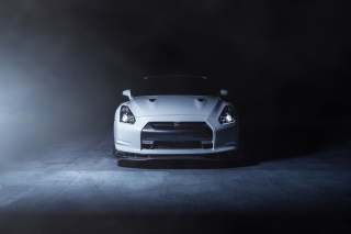 Free Nissan GT R R35 Picture for Android, iPhone and iPad