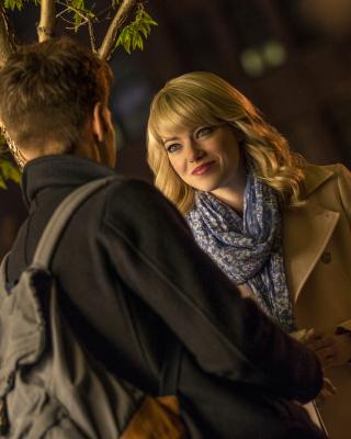 Emma Stone In New Spiderman - Obrázkek zdarma pro Nokia C5-05