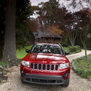 Jeep Compass - Obrázkek zdarma pro 1024x1024