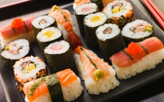 For Sushi Lovers Picture for Android, iPhone and iPad
