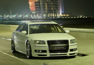 Free JE Design Audi A8 Picture for Android, iPhone and iPad