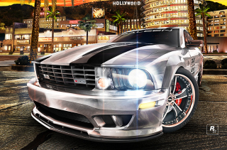 Midnight Club Los Angeles Background for Android, iPhone and iPad