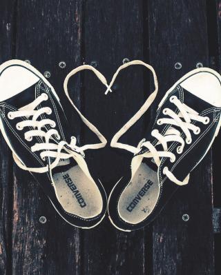 Sneakers Love - Obrázkek zdarma pro Nokia 206 Asha