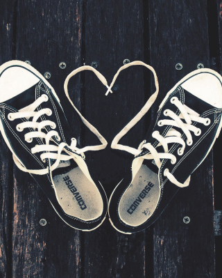 Sneakers Love - Obrázkek zdarma pro iPhone 5