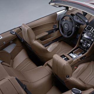 Aston Martin DBS Interior - Obrázkek zdarma pro iPad
