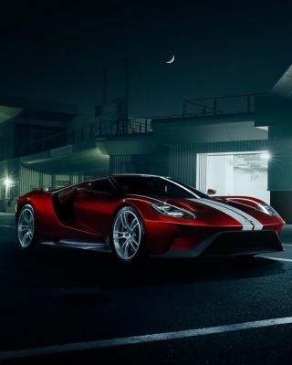 Ford GT 2016 - Obrázkek zdarma pro Nokia X2-02