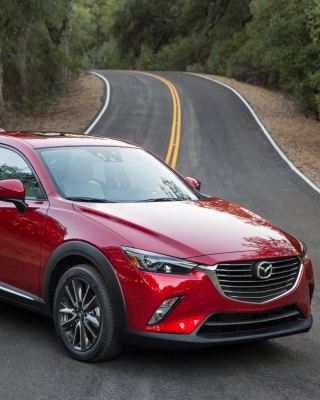 Mazda CX3 2015 - Obrázkek zdarma pro 1080x1920