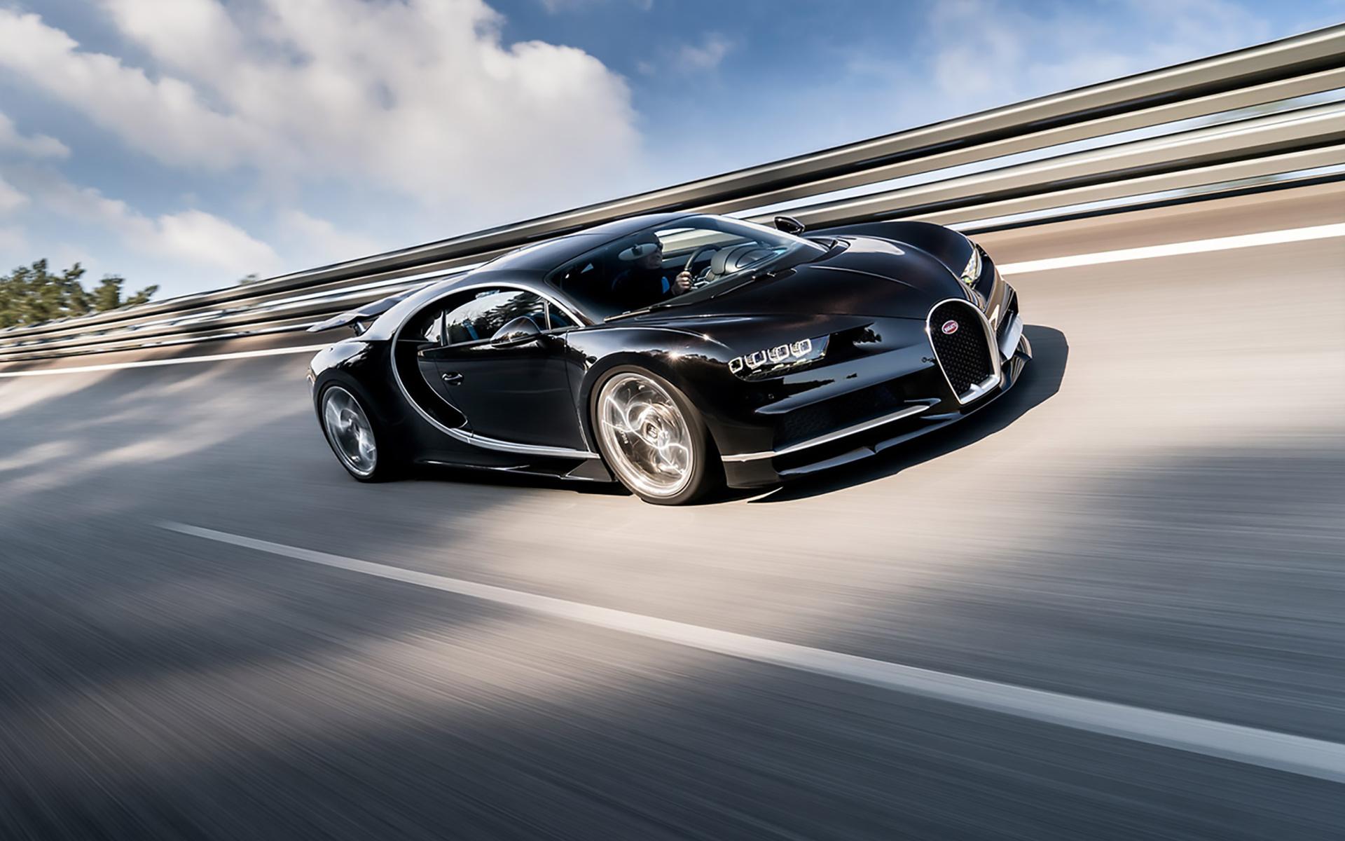 bugatti chiron fastest car in the world wallpaper for. Black Bedroom Furniture Sets. Home Design Ideas