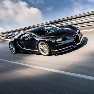 Bugatti Chiron Fastest Car in the World - Obrázkek zdarma pro 2048x2048