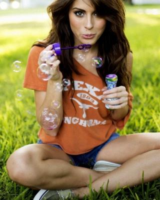 Bubbles - Obrázkek zdarma pro Nokia C3-01