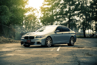 Bmw F10 Wallpaper for Android, iPhone and iPad