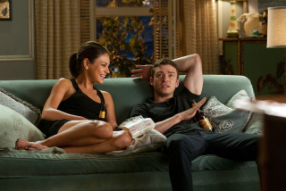 Justin Timberlake - Friends with Benefits - Obrázkek zdarma pro Widescreen Desktop PC 1600x900