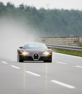 Black Bugatti - Obrázkek zdarma pro 480x800