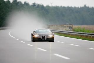 Black Bugatti - Obrázkek zdarma pro Motorola DROID